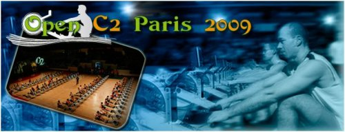 11° Open C2 Paris 2009 - Logo