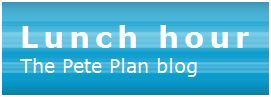 The Pete Plan Blog Logo