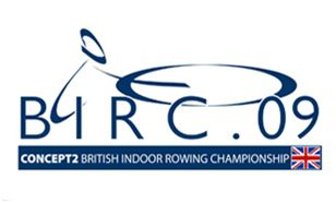 British Indoor Rowing Championship 2009 - Logo
